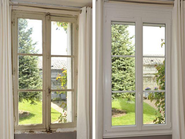 Comment installer une fenêtre de remplacement